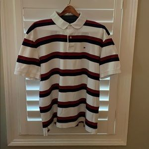EUC Tommy Hilfiger XL polo shirt